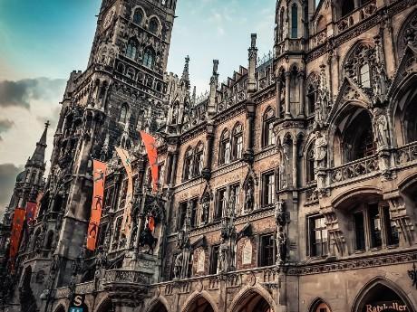Rathaus am Marienplatz, München