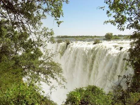 Einzigartige Victoria Falls