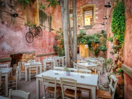 griechenland-kreta-chania restaurant
