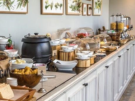 griechenland-paros-hotel nikolas-frühstü