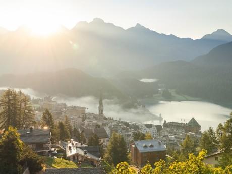 Verlängerung St. Moritz, Sommer