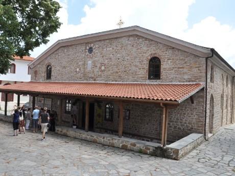 griechenland-chalkidiki-arnea-kirche