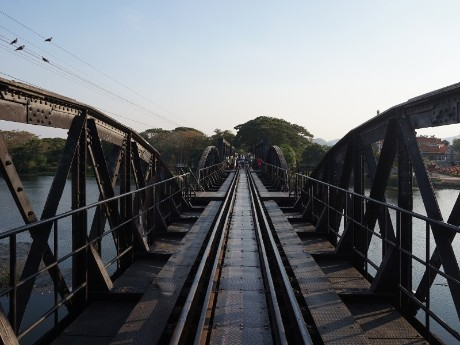 Abenteuer River Kwai