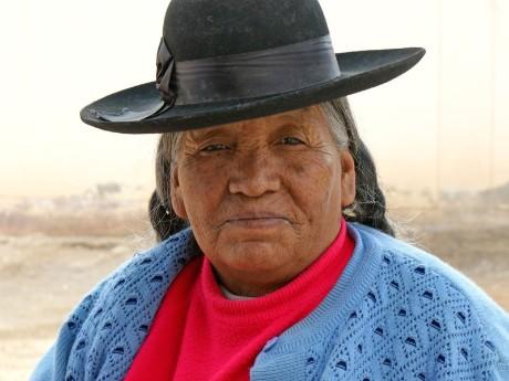 Traditionsreiche Welt der Anden