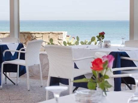 Italien-Hotel Del Levante-Restaurant