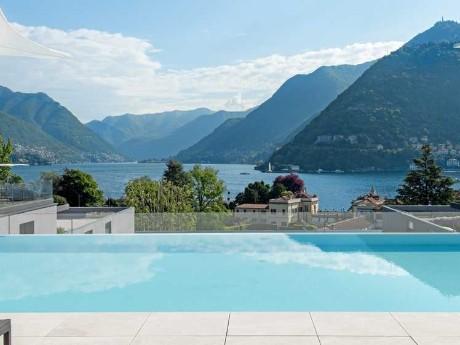 italien-como-hilton-lake-rooftoop-pool