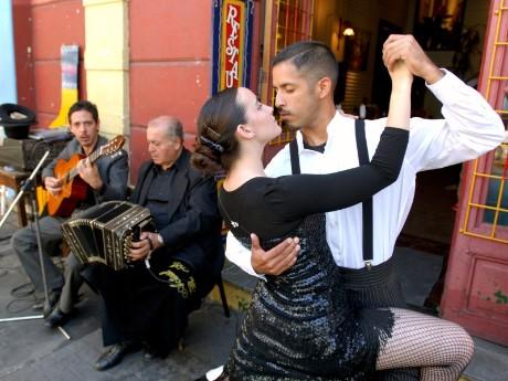 Tango - Gletscher & Feuerland