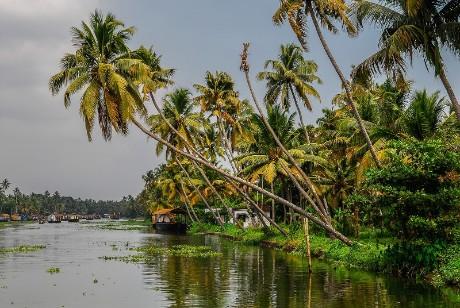 Kuamarakom, Backwaters