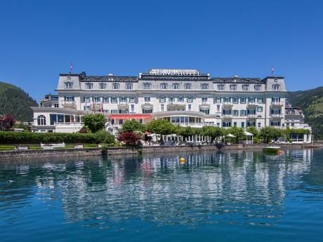 Ansicht Grand Hotel Zell am See