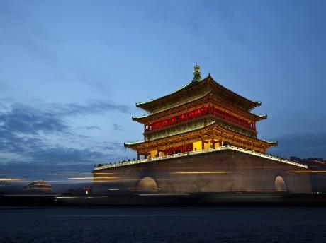 Glockenturm Xian
