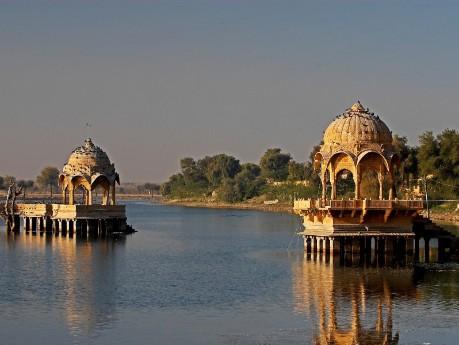 Jaisalmer- Gadsisar Lake