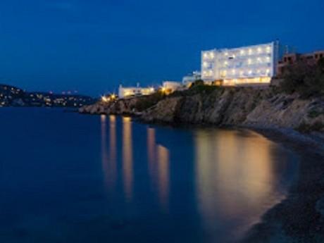 griechenland-paros-hotel nikolas-lage