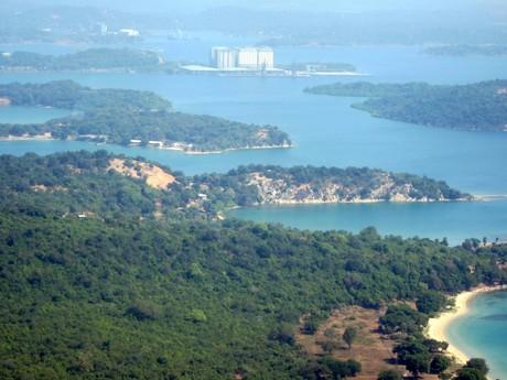 Erholung an den Stränden von Trincomalee
