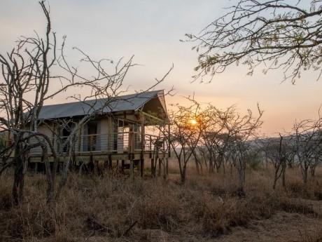 Luxury Tent, Ndhula