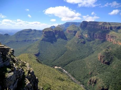 Blyde River Canyon Rondavels