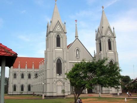 Kirche in Negombo