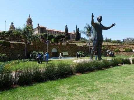 Gartenanlagen Union Building Pretoria