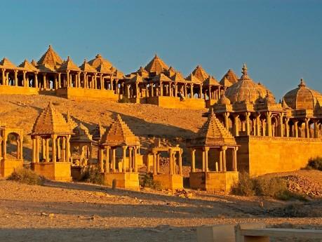 Jaisalmer- Bara Bagh