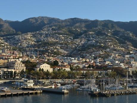 Hafen von Funchal