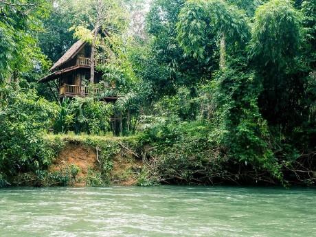 Our Jungle Camp_Außenansicht