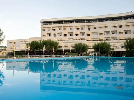 Italien-Hotel Del Levante-Außenansicht