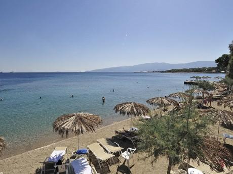 griechenland_isthmia_hotel saron-strand