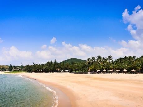 Erholung am Strand in Phan Thiet & Mui Ne