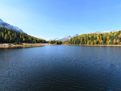 Stazersee bei St. Moritz