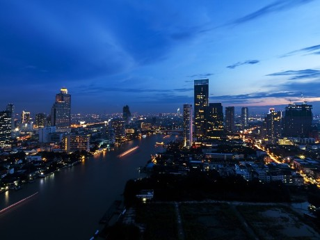 Cityhotels in Bangkok