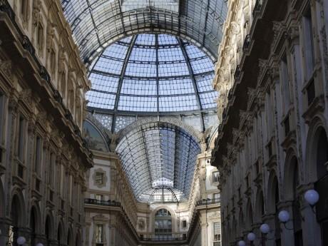 Galerie Vittorio Emanuele, Mailand
