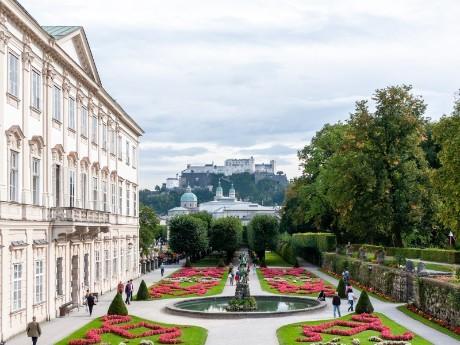 Schloss Mirabell & Garten, Salzburg