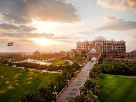 Emirates Palace Panorama