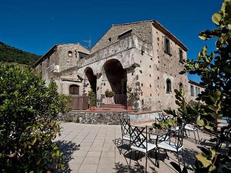 Il Borgo Alcantara - Außenbereich2